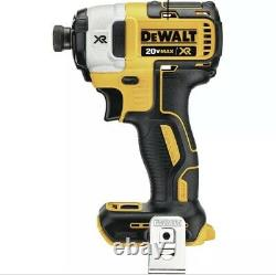 20-Volt Max Xr Lithium-Ion Cordless Brushless Drill/Impact Combo Kit (2-Tool)