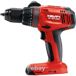 22V 1/2 in. Hammer Drill Driver SF 6H-A with Active Torque Control (Tool-Only)