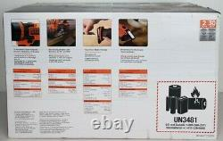 BLACK+DECKER 20V MAX Cordless Drill 4-Tool Combo Kit (BD4KITCDCRL) NEW SEALED