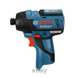 Bosch GDR10.8V-EC Cordless Impact Driver Drill Professional Tool Body only