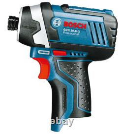 Bosch GDR10.8V-LI Cordless Impact Wrench Drill Screw Driver Bare tool only Body
