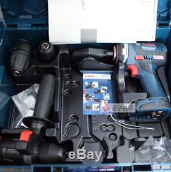 Bosch GSR18V-EC FC2 Flexi-Click 13mm Keyless Angle SDS Hammer UPS Bare Tool