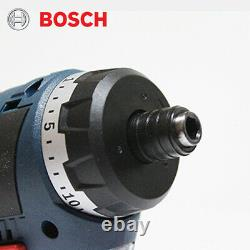 Bosch GSR 10.8V-EC HX Professional Cordless Drill Driver Bare Tool (Body Only)