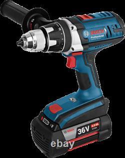 Bosch GSR 36 VE-2-LI 36V Professional Cordless Drill & Driver 1800 RPM Bare Tool