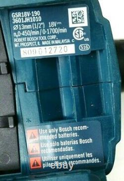 Bosch GXL18V-232B22 18V 2 Tool Drill Driver Impact Combo Kit New Never Used NWOB