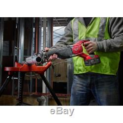 Cordless Power Tool Set Kit 7 Tool 3 Ah Batteries Charger Bags M18 Milwaukee NEW