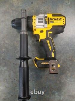 DCD999 20V Hammer Drill/Driver with FLEXVOLT ADVANTAGE Bare Tool FREE SHIPPING