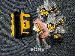 DEWALT 20V MAX Brushless 3- Tool Combo Kit