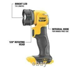 DEWALT 20V MAX Combo Kit, Compact 7-Tool