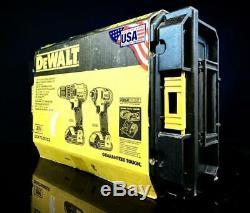 DEWALT 20V MAX Li-Ion 2-Tool Combo Kit DCKTS280C2