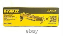 DEWALT 20V MAX Li-Ion 3/8 in. Right Angle Drill Driver (Bare Tool) DCD740B New