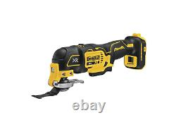DEWALT 20-Volt MAX Lithium-Ion Cordless Combo Kit (7-Tool) with ToughSystem