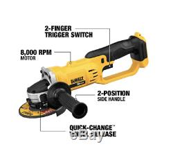 DEWALT 20-Volt MAX Lithium-Ion Cordless Combo Kit (7-Tool) with ToughSystem Case