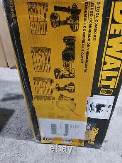 DEWALT 5-Tool (DCK592L2) 20V MAX Cordless Drill Combo Kit