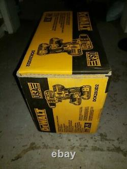 DEWALT XR 2-Tool 20-Volt Max Brushless Power Tool Combo Kit DCK283D2