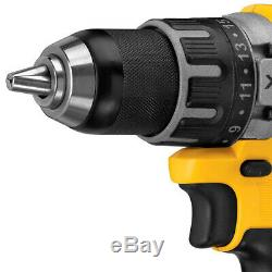 DeWALT DCD792B 20-Volt MAX XR Lithium-Ion Tool Connect Drill/Driver Bare Tool