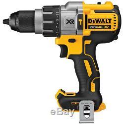 DeWALT DCD996B 20-Volt Lithium-Ion Brushless Hammer Drill/Driver Bare Tool