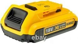 DeWalt DCD797D2B 18v 2.0Ah XR Brushless Tool Connect Compact Hammer Drill Driver
