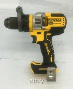 DeWalt DCD999 20V MAX BL Li-Ion 1/2 in. Hammer Drill Driver (Tool Only), VG