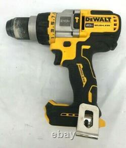 DeWalt DCD999 20V MAX BL Li-Ion 1/2 in. Hammer Drill Driver (Tool Only), VG M