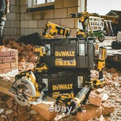 DeWalt DCK623P3 18V XR Brushless Compact 6 Piece Kit 3 x 5.0Ah 2x tools BOxes