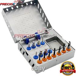 Dental Drills Kit Implant Basic Tools Ratchet Hex Drivers Parallel Pins DN-2252