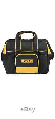Dewalt 3-Tool Combo Kit 20v Model DCKSS344D2 3 Tools, 2 Batteries, Charger & Bag
