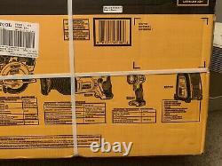 Dewalt Compact 6-Tool Combo Kit DCK620D2 New