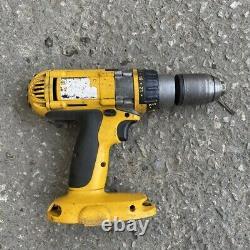 Dewalt Cordless Power Tool Bundle Impact Driver Angle Grinder Hammer Drill Saw