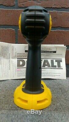 Dewalt DC725 18V Compact 1/2 Hammer/Drill Driver Bare Tool-NEW