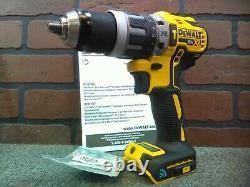 Dewalt DCD797 Tool Connect 20V MAX Brushless 1/2 Hammer/Driver Drill-NEW