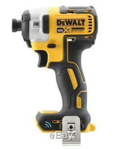 Dewalt DCK2500P2B 18v Brushless Bluetooth Tool Connect 2 Piece Kit 2 x 5.0ah