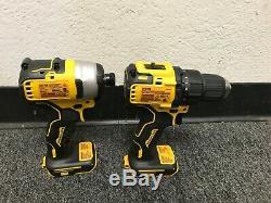 Dewalt DCK489D2 20V Max Lith-Ion ATOMIC Brushless 4-Tool Combo Kit, GL110