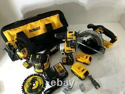 Dewalt DCK560D1M1 20V Brushless 5 Tool Combo Kit LN