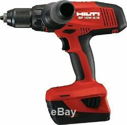 Hilti Sf 10w-a18 Cordless Drill Driver Tool Only