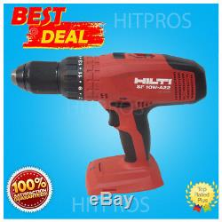 Hilti Sf 10w-a22 Atc Cordless Drill Driver, New Model, Bare Tool Only, Fast Ship