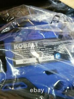 Kobalt 4-tool 24-volt Max Lithium Lon Brushless Cordless Kit