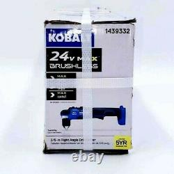 Kobalt Tools 24v Right Andle Drill/driver 1439332 (ps2001082) Sealed In Box New