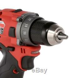 M12 FUEL 12-Volt Lithium-Ion Brushless Cordless 1/2 in. Drill Driver (Tool-Only)
