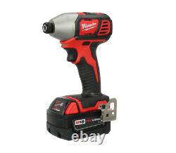 M18 18-Volt Lithium-Ion Cordless Combo Kit Impact Wrench Oscillating Multi Tool