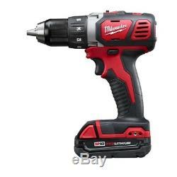 M18 Cordless Drill Driver Impact Driver Combo Kit 2 Power Tools 18-Volt Tool kit