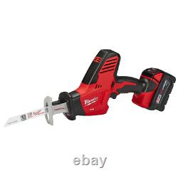 M18 Lit-Ion Cordless Combo Kit (10-Tool) with (2) Batteries, Tool Bags, Charger