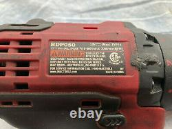 Mac Tools-bdp050- 20v Max 1/2 Cordless Drill Driver (tool Only)