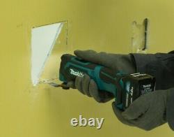 Makita 12v CXT 3pc Kit Combi Hammer Drill + Impact Driver + Multi Tool 2 Batts