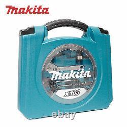 Makita D-53017 103-Piece Multi Bits Set Drill/Driver Tools
