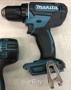Makita Power Tool Combo Kit 18V CT225R Impact/drill NO BATTERY
