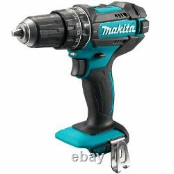 Makita XPH10Z 18-Volt LXT 1/2-Inch Lithium-Ion Hammer Driver-Drill Bare Tool
