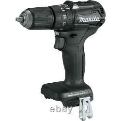 Makita XPH11ZB 18-Volt Sub-Compact Cordless Hammer Driver-Drill Bare Tool