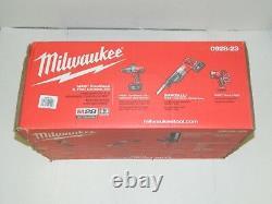 Milwaukee 0928-23 M28 28V Lithium-Ion Cordless 3-Tool Combo Kit