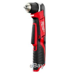 Milwaukee 2415-20 M12 12-Volt 3/8' Right Angle Drill/Driver Bare Tool